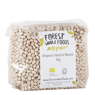 Organico Haricot Chicchi - Forest Whole Foods
