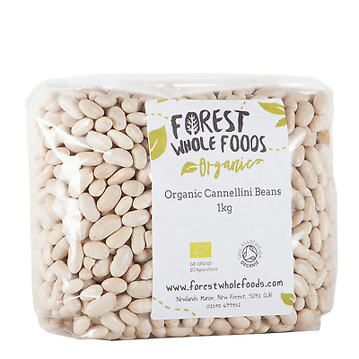 Organico Cannellini Chicchi - Forest Whole Foods