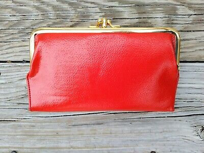 👛Vintage Fiocchi Italy Genuine Leather Wallet/Address Book/Coin Purse~NEW