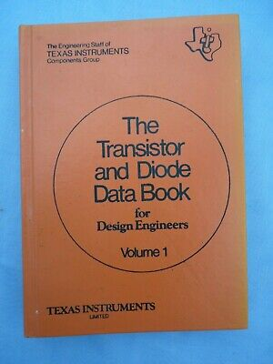 1977 Texas Instruments Transistor and Diode Data Book  Volume 1