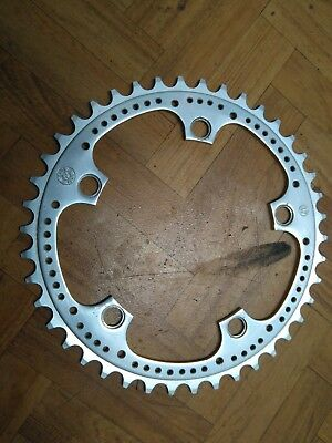 Nos Zeus chainring 42 t 119 bcd (Drilled)
