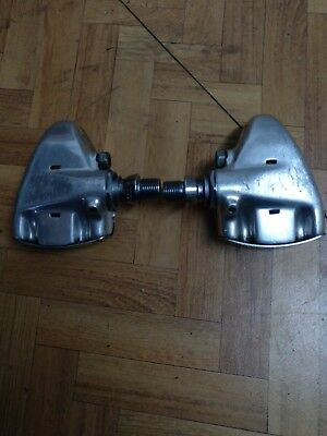 Campagnolo C record SGR clipless pedals