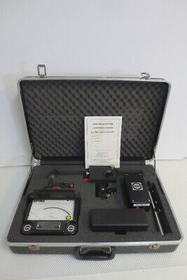 Micro Optical Pyrometer Scope mint condition with warranty