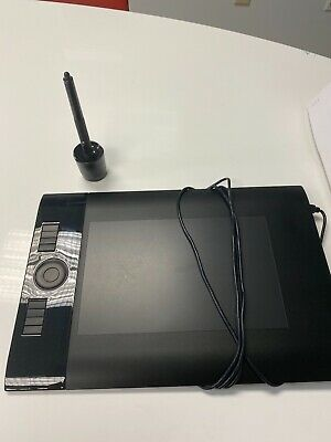 Wacom Intuos 4 Medium Graphic Tablet (PTK640)