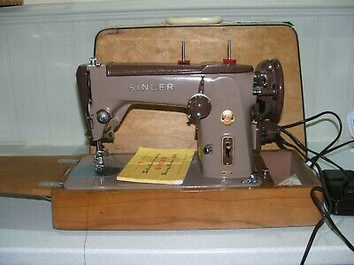 SINGER sewing machine 306k         SPARES OR REPAIR.