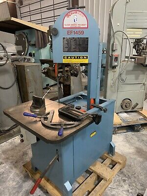 """Roll-In Band Saw - Model EF1459 """"The Original"""" Vertical Band Saw 2014 Model"""