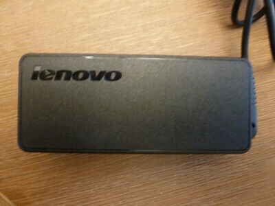 Genuine Lenovo 65W 20V 3.25A AC Adapter Charger with Australia Power Cable