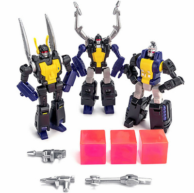 Newage NA H10 H11 H12 Insecticons Set of 3 original Action figure in stock MISB