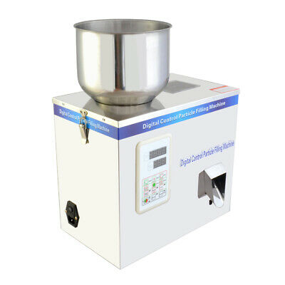 2-100g Filling Particle AUTOMATIC Powder Subpackage Weighing Device Machine