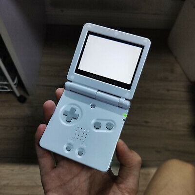 Backlight IPS LCD Screen Mod For Game Boy Advance SP GBA AGS-001 Game Consoles