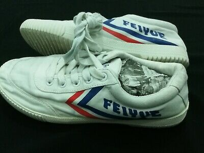 FEIYUE TOP ONE CLASSIC CANVAS KUNGFU, TAICHI TRAINERS SHOES UNISEX Size 40