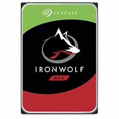 Seagate 1TB 3.5' IronWolf NAS 5900RPM SATA3 6Gb/s 64MB HDD. 3 Years Warranty [11