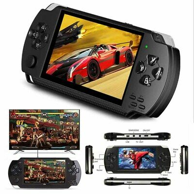 4.3'' 8GB Handheld PSP Game Console Player Built-in 1000 Games Portable Consoles