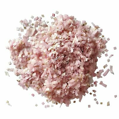 Cherry Blossom Confetti Biodegradable Baby Girl Gender Reveal Pink Art Craft