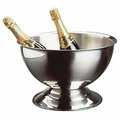 APS Stainless Steel Wine & Champagne Bowl U217 [BC6O]