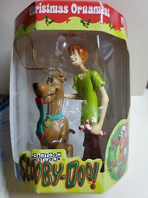 Scooby-Doo 2001 Trevco #26 Placing Christmas Tree light cover Ornament NIB