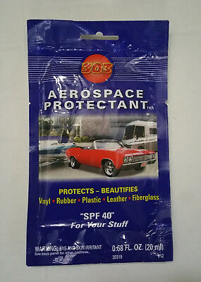 ~NEW~ 303 Products 030319 303 Aerospace Protectant Sponge Pack (100)