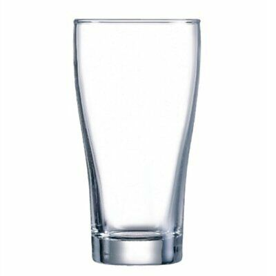 Arcoroc Conical Beer Glasses 285ml (Pack of 48) (Pack of 48) GC800 [D702]