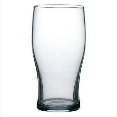 Arcoroc Tulip Nucleated Beer Glasses 560ml (Pack of 48) GC807 [424Q]