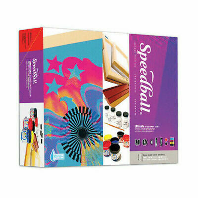 Speedball Art Products Ultimate Screen Printing Kit - New In Sealed Box