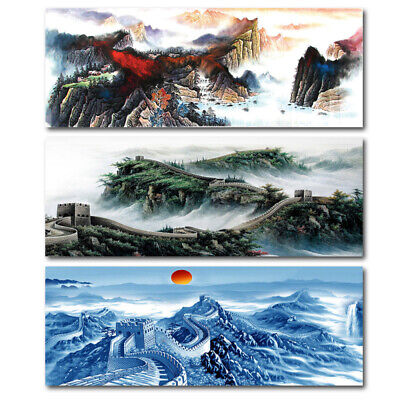 The Great Wall Diamond Painting Full Drill 5D Embroidery Kit Arts Picture Decor