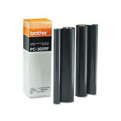 Brother Carbon Refill Rolls (2 Rolls per Carton) [1HAX] XI3-PC-302RF