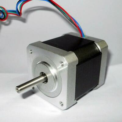 34/40/48mm 1.8Degree NEMA17 2Phase Stepper Motor For 3D Printer CNC Robot Tool