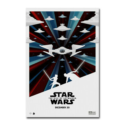 337 Star Wars Episode IX Movie Poster The Rise of Skywalker IMAX 32x48 27x40 Art
