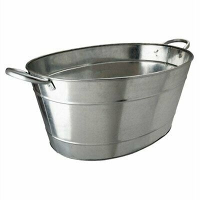 Beaumont Galvanised Steel Wine & Champagne Bucket GK919 [9DIY]