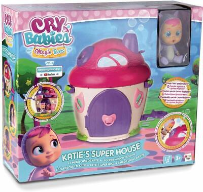 IMC Toys - CRY BABIES MAGIC TEARS - 97940 - playset casa magica di Katie