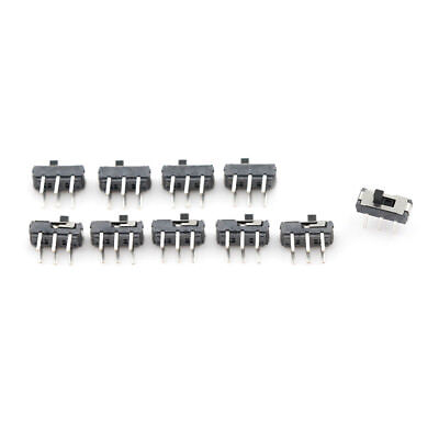 10pcs MSS-22D18 DPDT 6 Pin Toggle Vertical Mini Slide Type DIP Switch-xPLCA