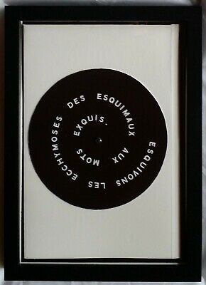 MARCEL DUCHAMP: Esquivons les ecchymoses ... ready made, 1968, ONLY FOLDER