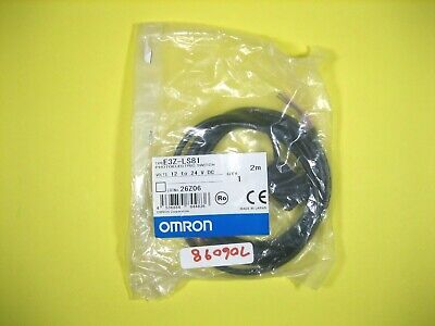 Omron  E3Z-LS81  Photoelectric Switch  12 to 24V DC