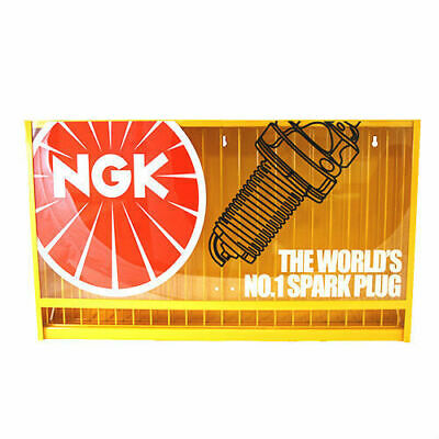 Ngk 320 Spark Plug Stand Display Rack Cabinet Dispenser For Garages / Workshops