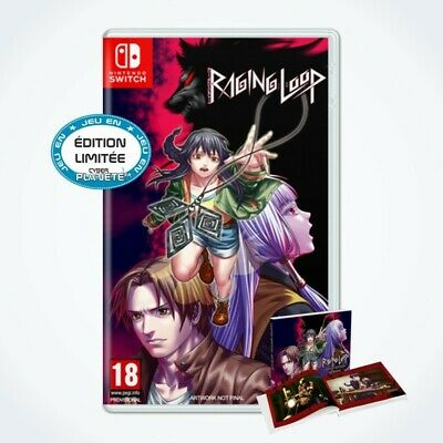 Raging Loop – Edition Dayone sur Nintendo SWITCH / Neuf / Sous Blister / VF