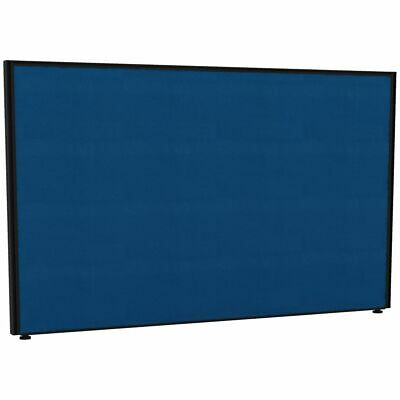 Partition Screen 1800 x 1400 Black Frame Blue Fabric