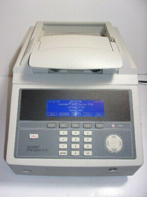 Applied Biosystems 9700 Gene Amp PCR System 60 Well