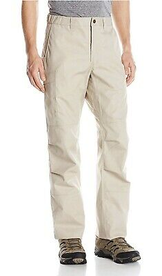 Vertx Mens VTX8000 Lightweight New NWT 40x34 Khaki Pants Cargo Military Utility