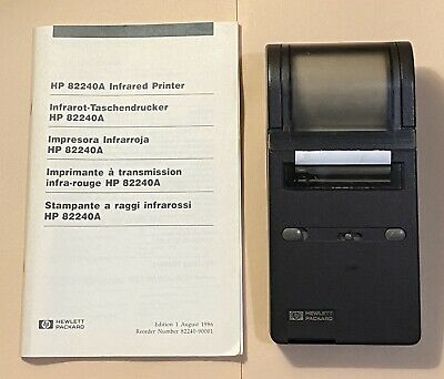 Infrared Printer For HP 42S 48GX Calculators