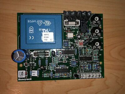 Honeywell W4115 PCB New Works With Many Burner Controll