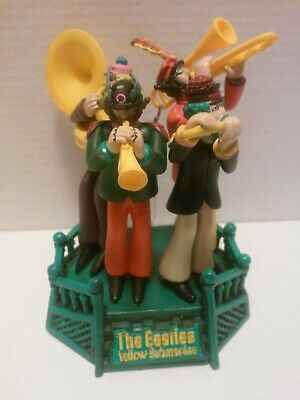 the beatles yellow submarine heirloom ornament 2010 used good condition