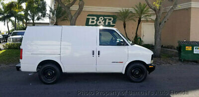 "2000 Chevrolet Astro Cargo Van 111.2"" WB AWD AWD $9700 INCLUDES SHIPPING CARGO FLORIDA NONSMOKER SAFARI FLORIDA NONSMOKER"