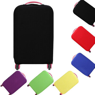 Travel Luggage Cover Bags Protector Elastic Suitcase Trolley Dust-Proof Cover