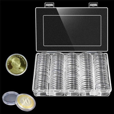 Schulz 10 NEW COIN CAPSULES SIZE 38.61 mm