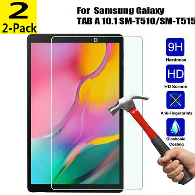 Tempered Glass Samsung Galaxy TAB A 10.1 SM-T510/SM-T515 2019 Screen Protector ~