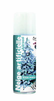 Aérosol neige artificielle Spray de 95 ml - MegaCrea DIY