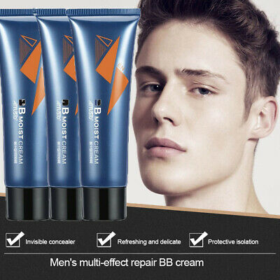 Mens Revitalising Nourishing Tone Up BB Cream Lazy Concealer Artifact