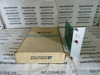 Reliance Relay Card 0-51839-9 New In Box