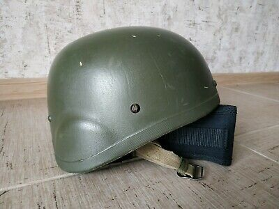 6B28 Original Russian airborne lightweight aramid assault helmet Size 3 - Rare