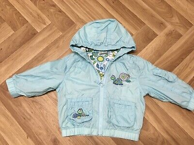 Baby Girls Jacket Raincoat 12-18 Months Next